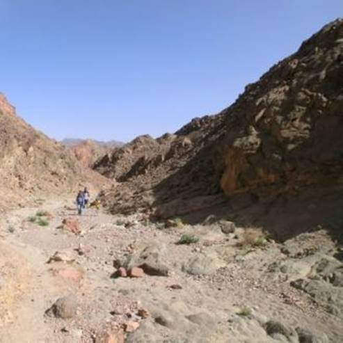הרי אילת - Eilat Mountains