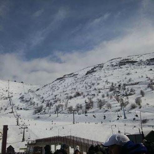 הר החרמון - Mount Hermon
