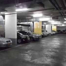 חניון גינת השרון  - Ginat HaSharon Parking lot
