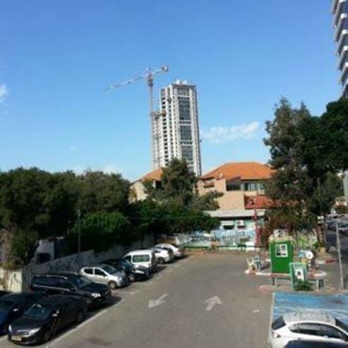 חניון יהושוע התלמי - Yehoshua Hatalmei Parking lot