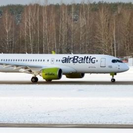 אייר בלטיק - Air Baltic