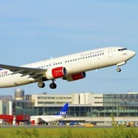 סאס סקאנדינביאן איירליינס - SAS Scandinavian Airlines