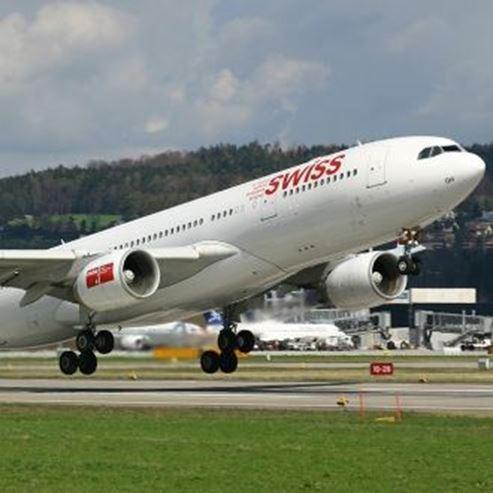 סוויס אינטרנשיונל איירליינס - Swiss International Airlines
