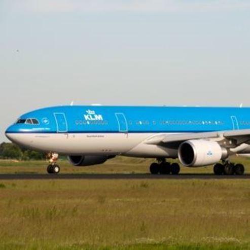 ק.ל.מ - נתיבי אוויר הולנדים - K.L.M - Royal Dutch Airlines