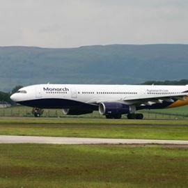 מונרך איירליינס - Monarch Airlines