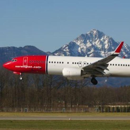 נורוויג'ן אייר שאטל - Norwegian Air Shuttle