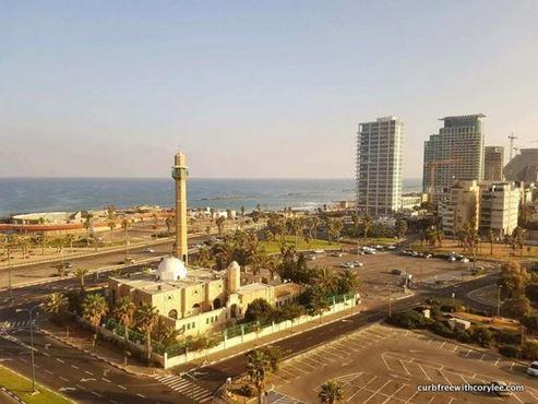 Изображение My Exceptional Stay at the InterContinental David Hotel in Tel Aviv