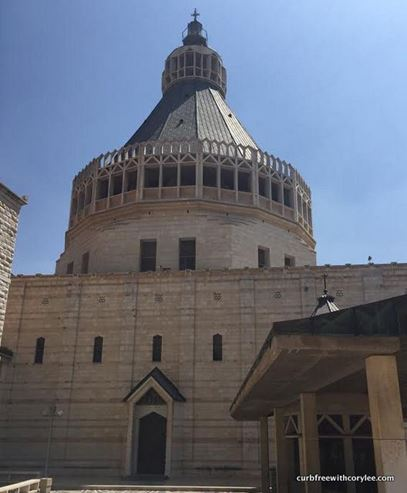 תמונה של My Wheelchair Accessible Day Trip to Nazareth, Israel