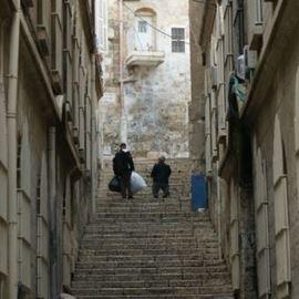 הרובע הנוצרי - Christian Quarter