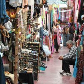 שוק הפשפשים - The Flea Market