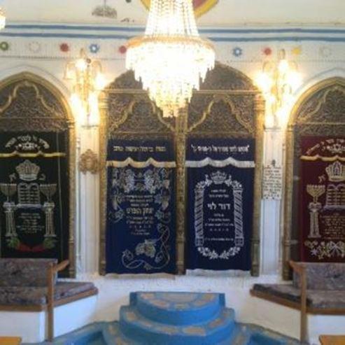 ארון קודש בבית הכנסת - Holy Ark in the synagogue