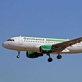 גרמניה פלוגסלשפט - Germania Fluggesellschaft
