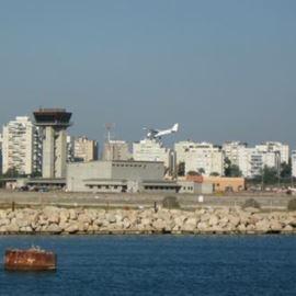שדה תעופה שדה דב - Sde Dov Airport