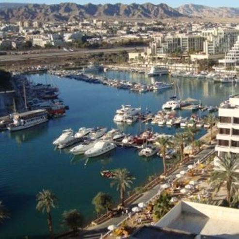 The Eilat Marina Border Checkpoints Airports Harbours The