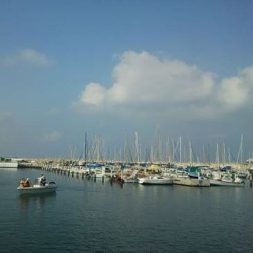 The Ashkelon Marina Border Checkpoints Airports Harbours The