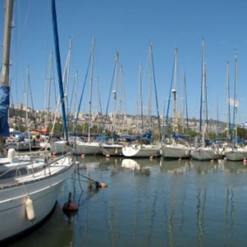 נמל הקישון - The Kishon Port