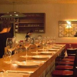 בר המסעדה - Restaurant's bar