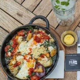 ארוחה של קפה פריז - Coffee Paris Meal