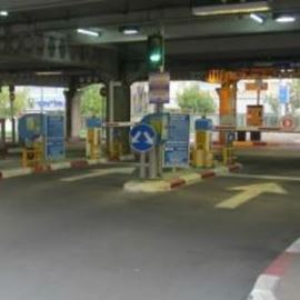 חניון בית הדר  - Beit Hadar Parking lot