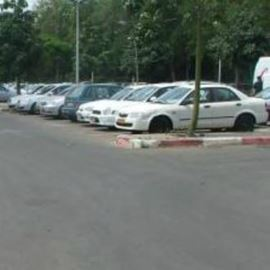 חניון וולפסון - Wolfson Parking lot
