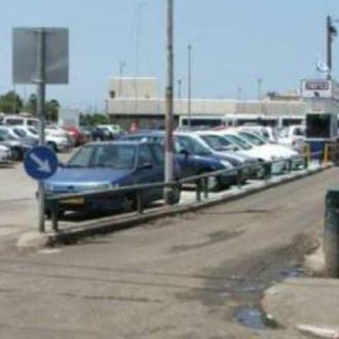 חניון כרמל - Carmel Parking lot