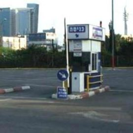 חניון סינרמה  - Cinerama Parking lot