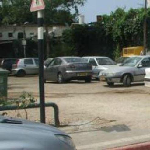 חניון פליטי הספר  - Plitei HaSefer Parking lot