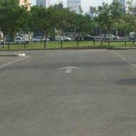 חניון מכללת יפו  - Jaffa's College Parking lot