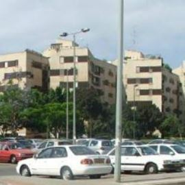 חניון בית צורי - Beit Tzuri Parking lot