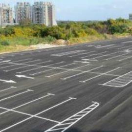 חניון מכללה למינהל 2 - College of Management 2 Parking lot
