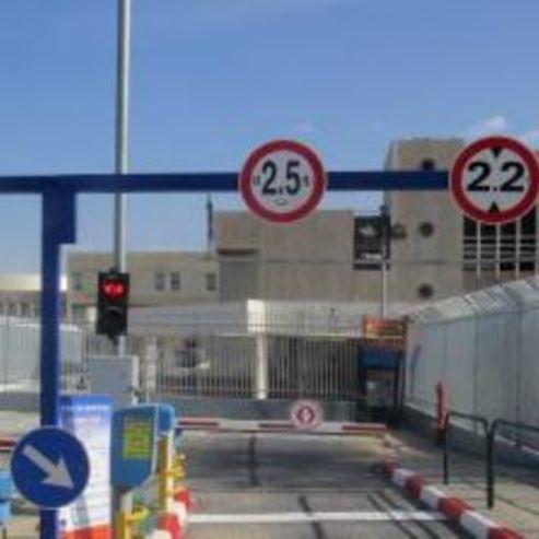 חניון מעונות אוניברסיטת תל אביב  - University of Tel-Aviv Dorms Parking lot