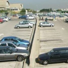 חניון עבודה סוציאלית - Avoda Socialit Parking lot