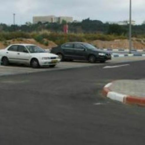 חניון רפידים - Rafidim Parking lot