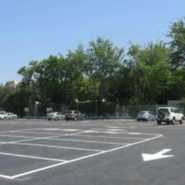 חניון אלוף - Aluf Parking lot