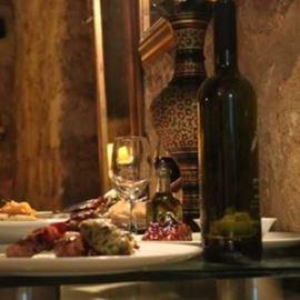 מנה של בין הקשתות - Dish of Bein HaKshatot