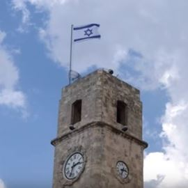 מגדל בצפת - Tower in Zefat