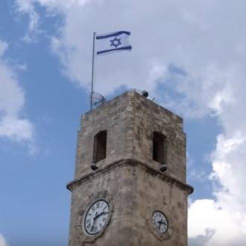 מגדל בצפת - Tower in Zefat