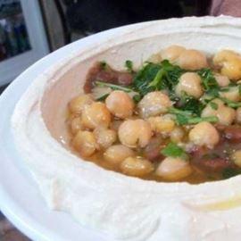 חומוס פינתי - Corner Hummus