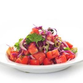 סלט עגבניות - Tomato Salad