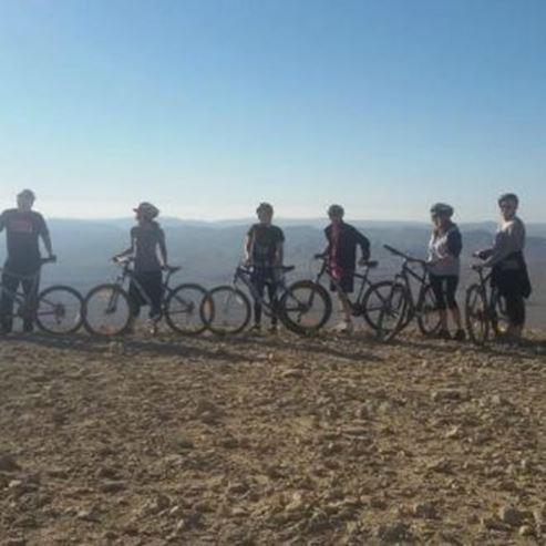 רוכבי אופניים - Bicycle riders