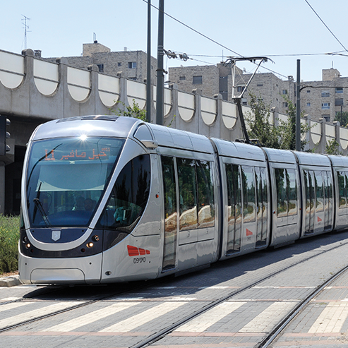 רכבת קלה - Light rail