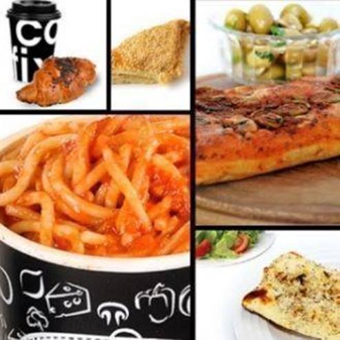 Meals At Cofix - ארוחות בקופיקס