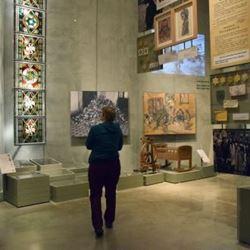 פנים המוזיאון - Museum Interior
