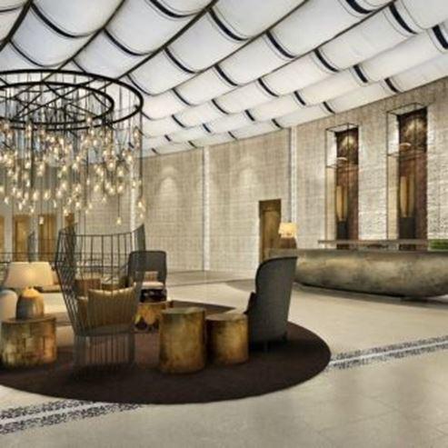 מלון ישרוטל אוריינט - היכל כניסה - Isrotel Orient Hotel - Entrance Hall