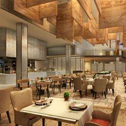 מלון ישרוטל  אוריינט - חדר אוכל - Isrotel Orient Hotel - Dining room