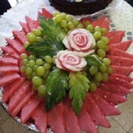 תמונה של אוכל  - Picture of food