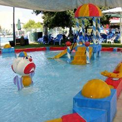 מלון שורש ירוק בהר בריכת שחייה ילדים - Shoresh Yarok BaHar Hotel kids swimming pool