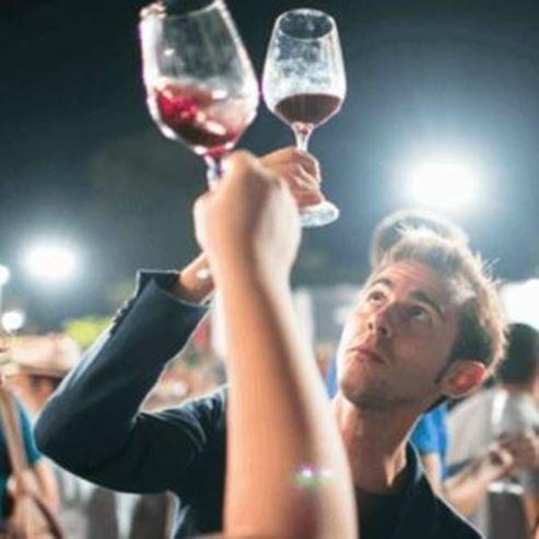 תמונה של פסטיבל היין - Picture of the wine festival