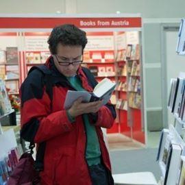 תמונה של יריד הספרים בירושלים