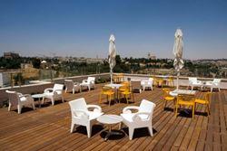 טרסה מלון דן בוטיק - ירושלים - Dan Boutique Hotel - Jerusalem Terrace